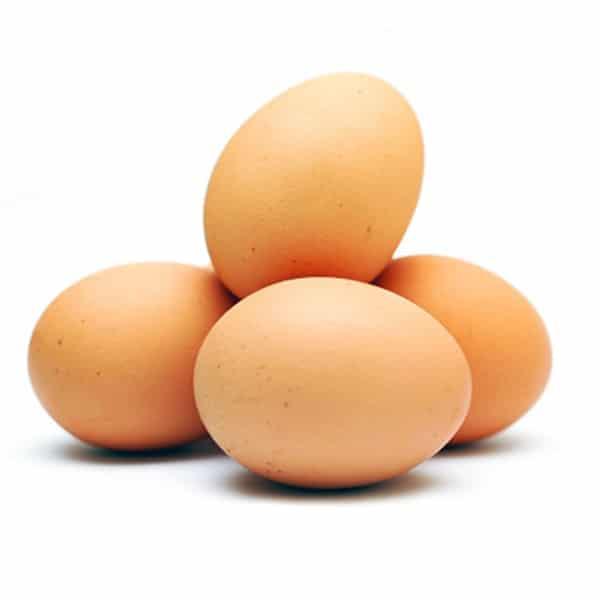 Free Range Eggs delivered to your door